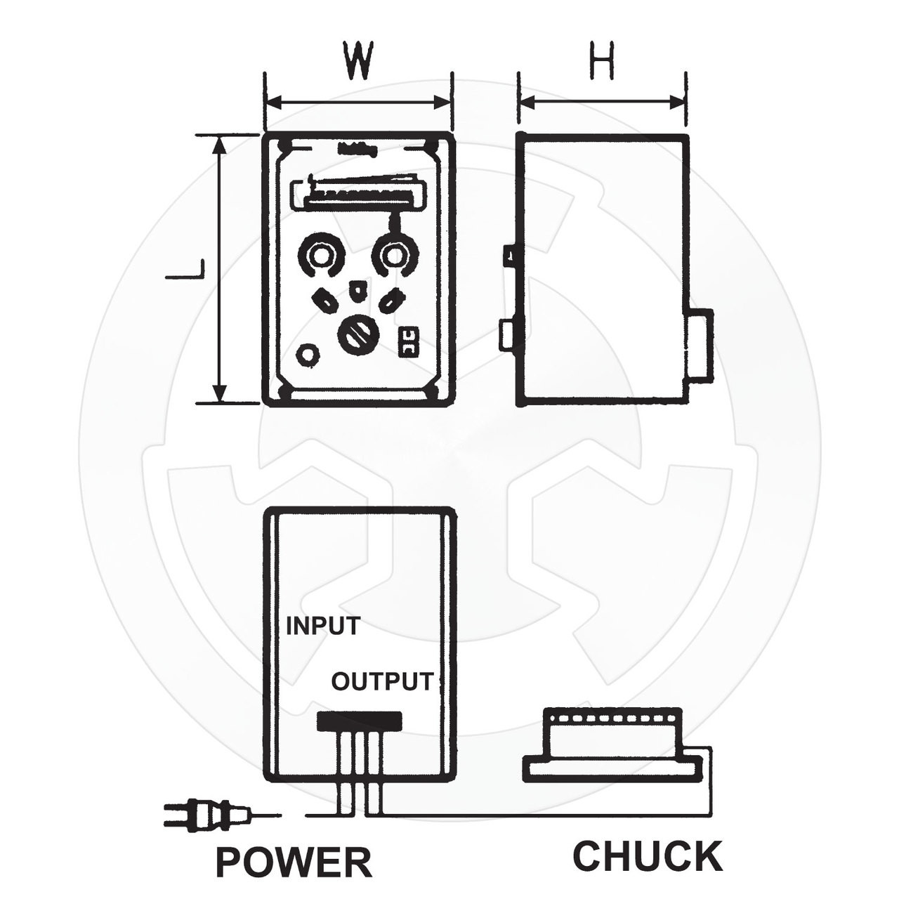 hight resolution of vertex magnetic chuck controller vcc 705 2015 380