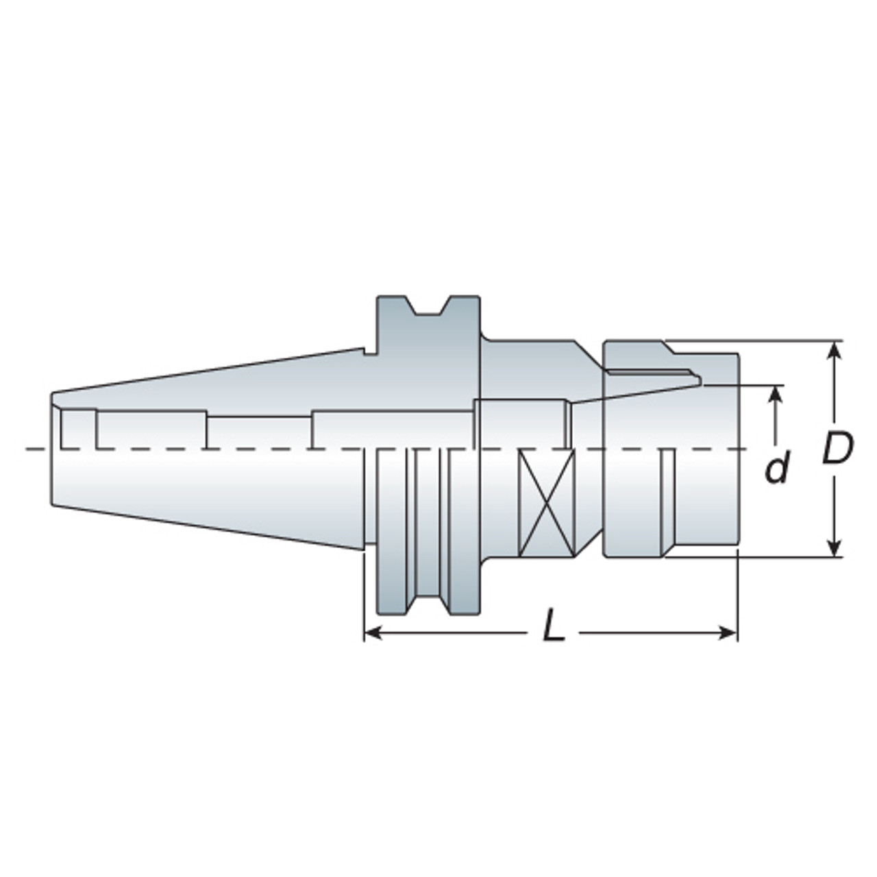 hight resolution of metaltech tools tool holder spring collet chuck er25 iso30 60 mm