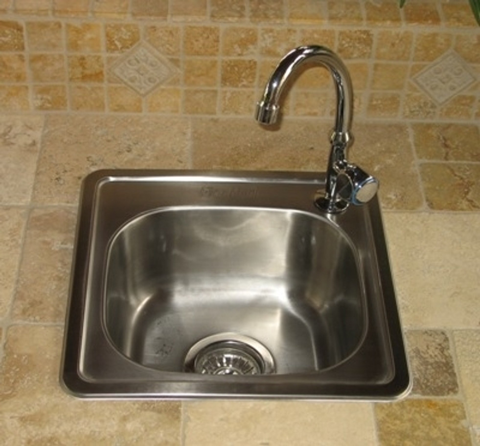 fire magic stainless steel sink