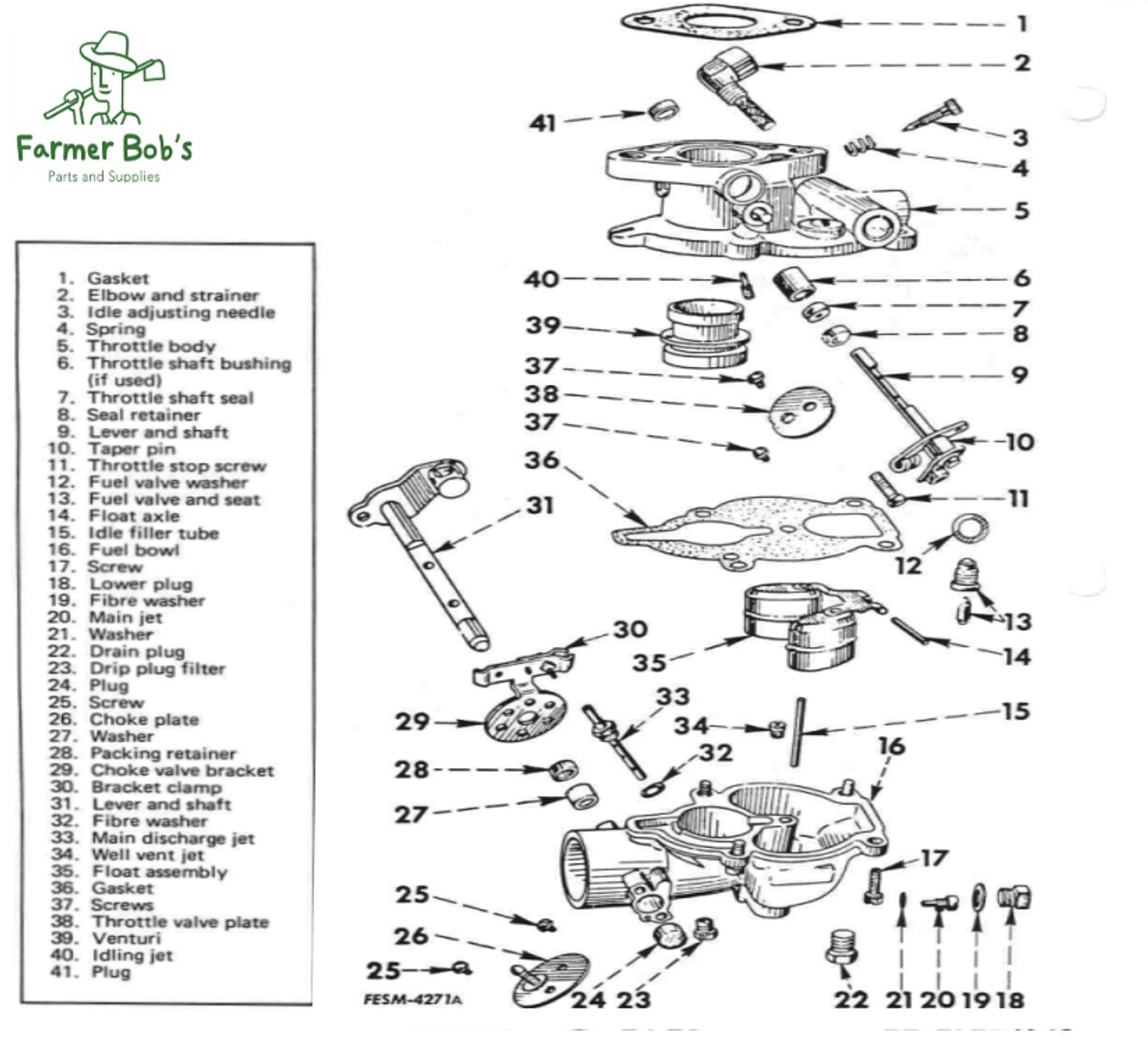 27 Farmall M Wiring Diagram