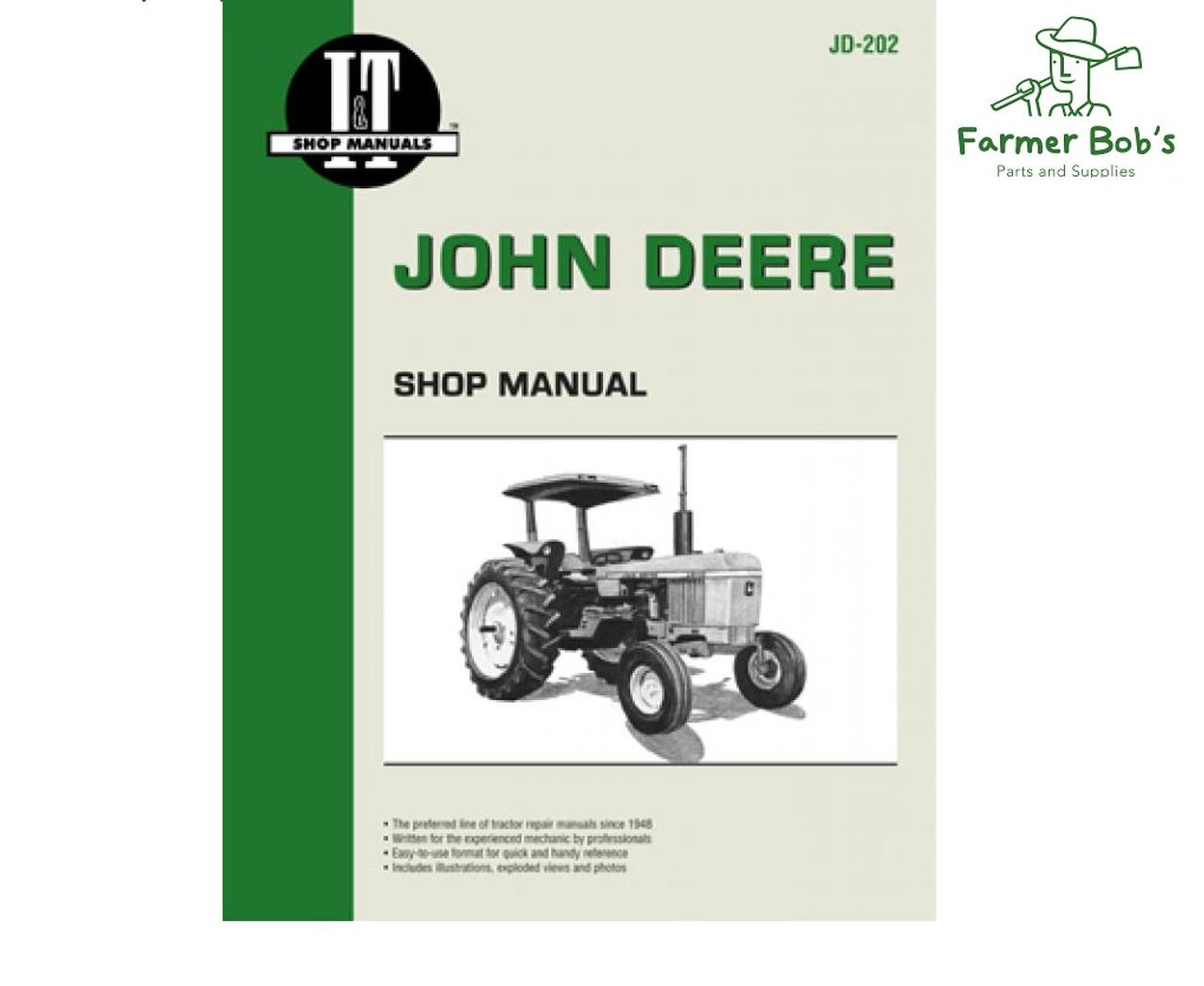 medium resolution of jd202 i u0026t shop manuals john deere 2510 2520 2040 2240