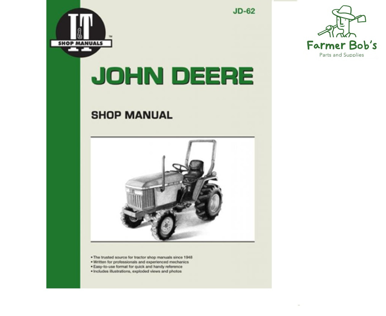 small resolution of jd62 i t shop manuals john deere 670 770 870 970 and 1070