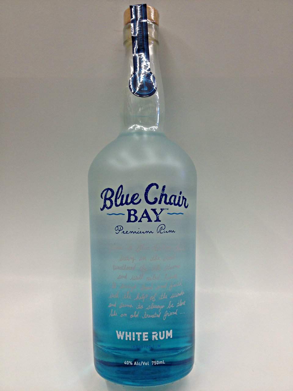 Blue Chair Bay Rum Blue Chair Bay White Rum 750ml
