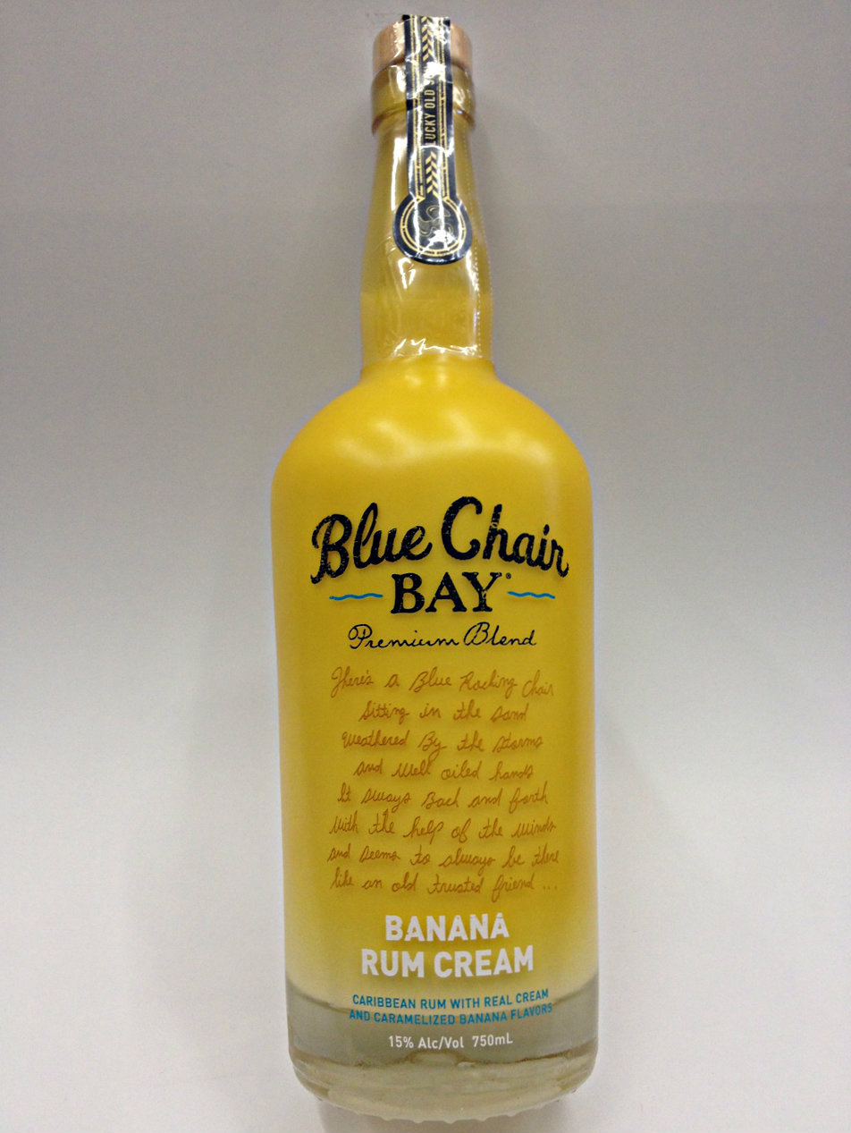 Blue Chair Bay Rum Blue Chair Banana Cream 750ml
