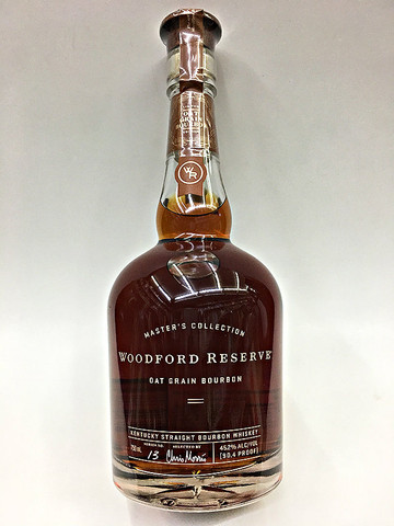Woodford Reserve Masters Collection Oat Grain Bourbon