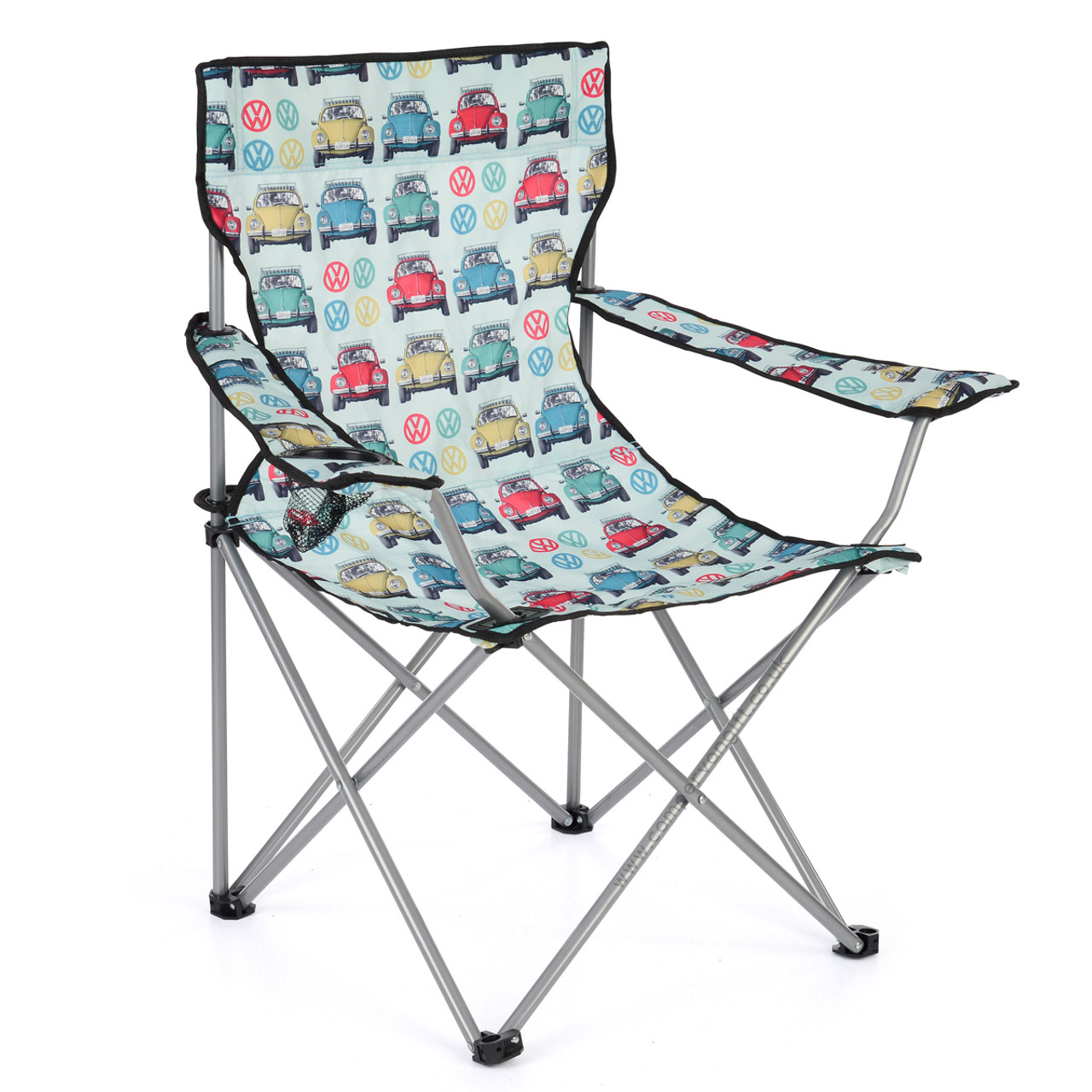 Folding Camp Chair Volkswagen Beetle Festival Folding Camping Chair