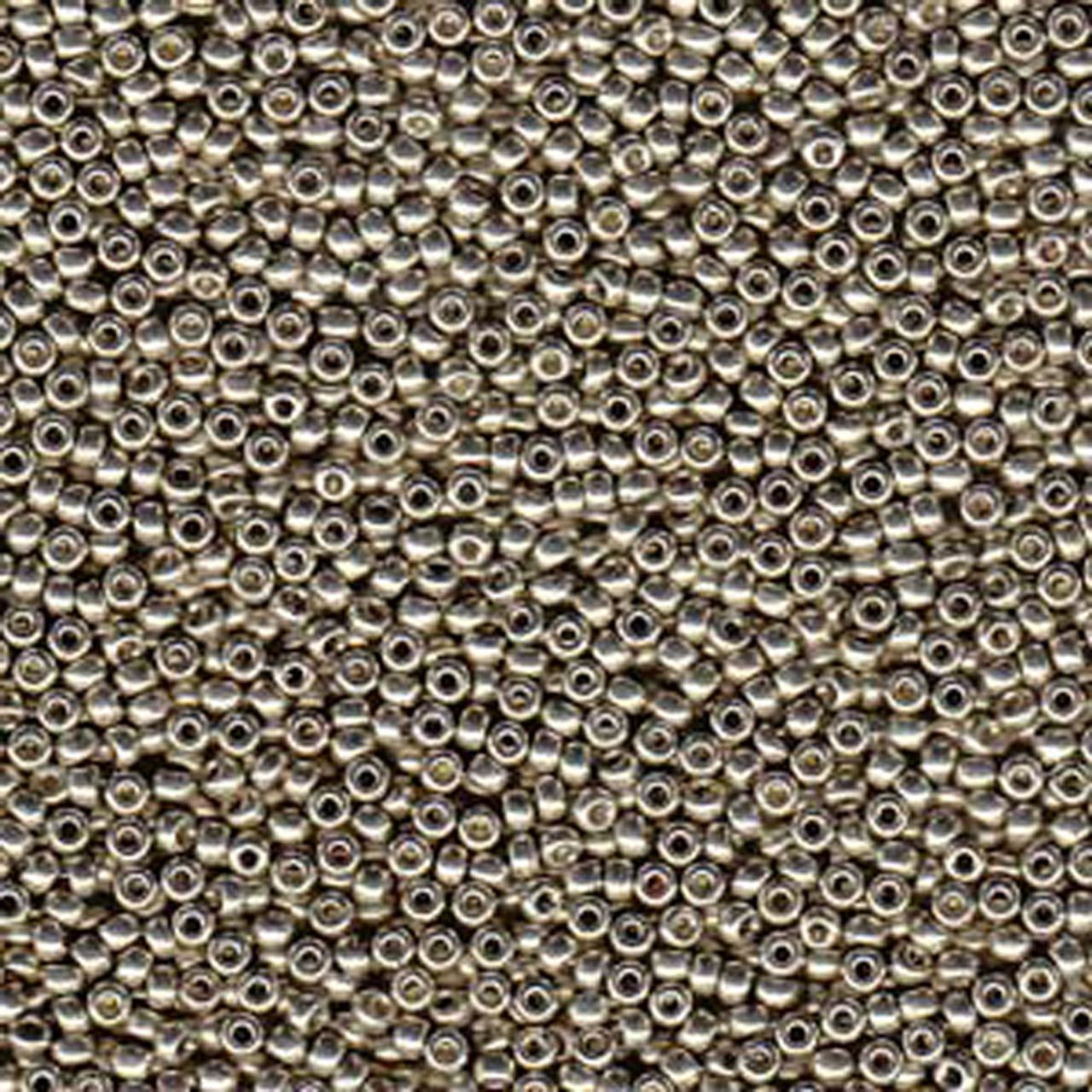 duracoat galvanized light smokey pewter miyuki 11 0 rocailles glass seed beads 24 grams [ 1000 x 1000 Pixel ]
