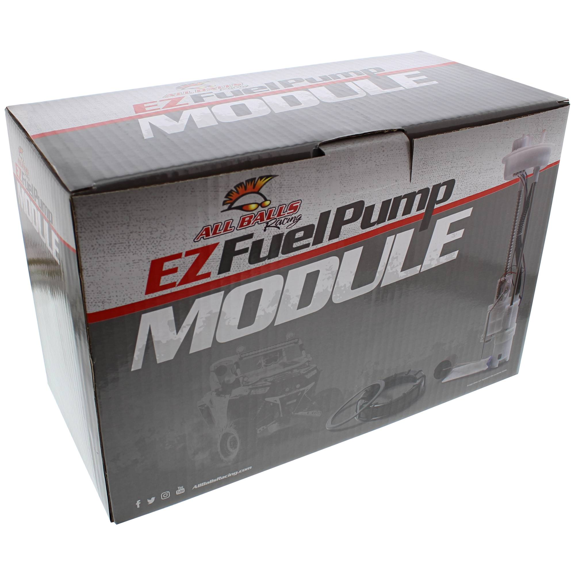 Moose Fuel Pump for Polaris Scrambler Sportsman 850 Ranger 900 XP RZR 1009-0032