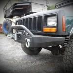 Jeep Xj Front Bumper