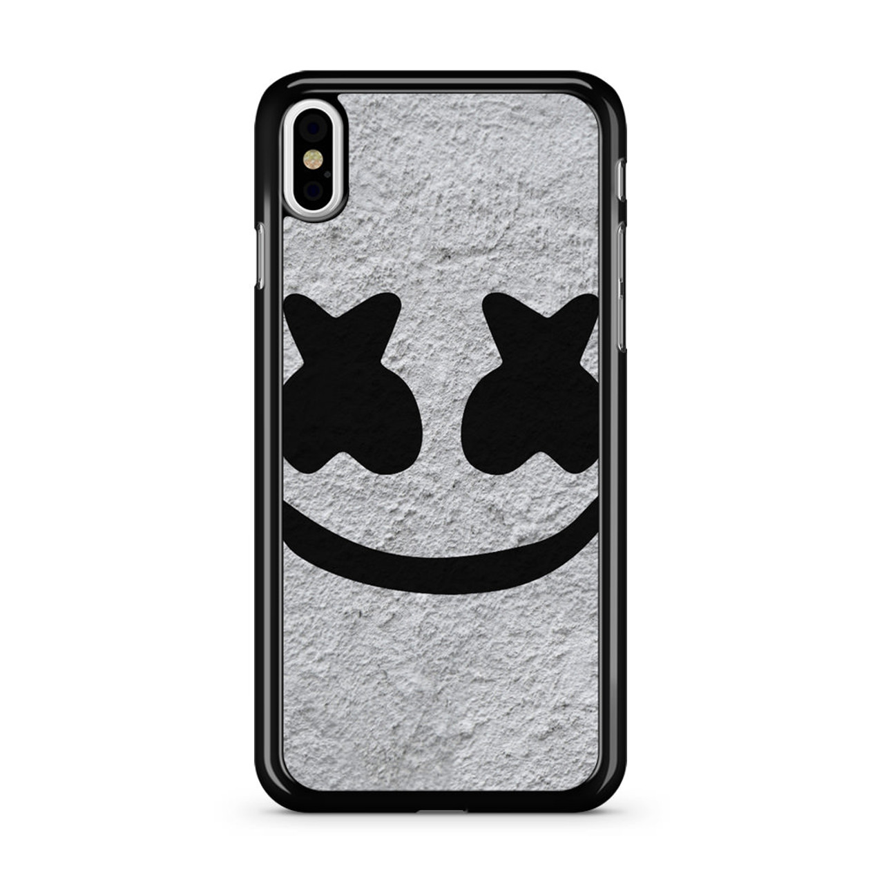 marshmello logo iphone x