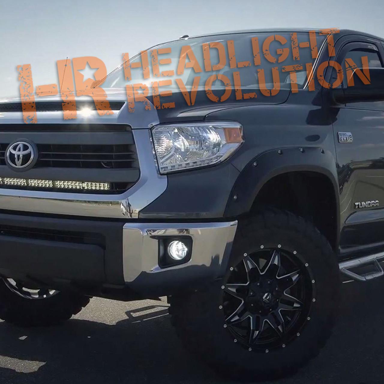 small resolution of 2014 2018 toyota tundra led rear brake light bulb kit