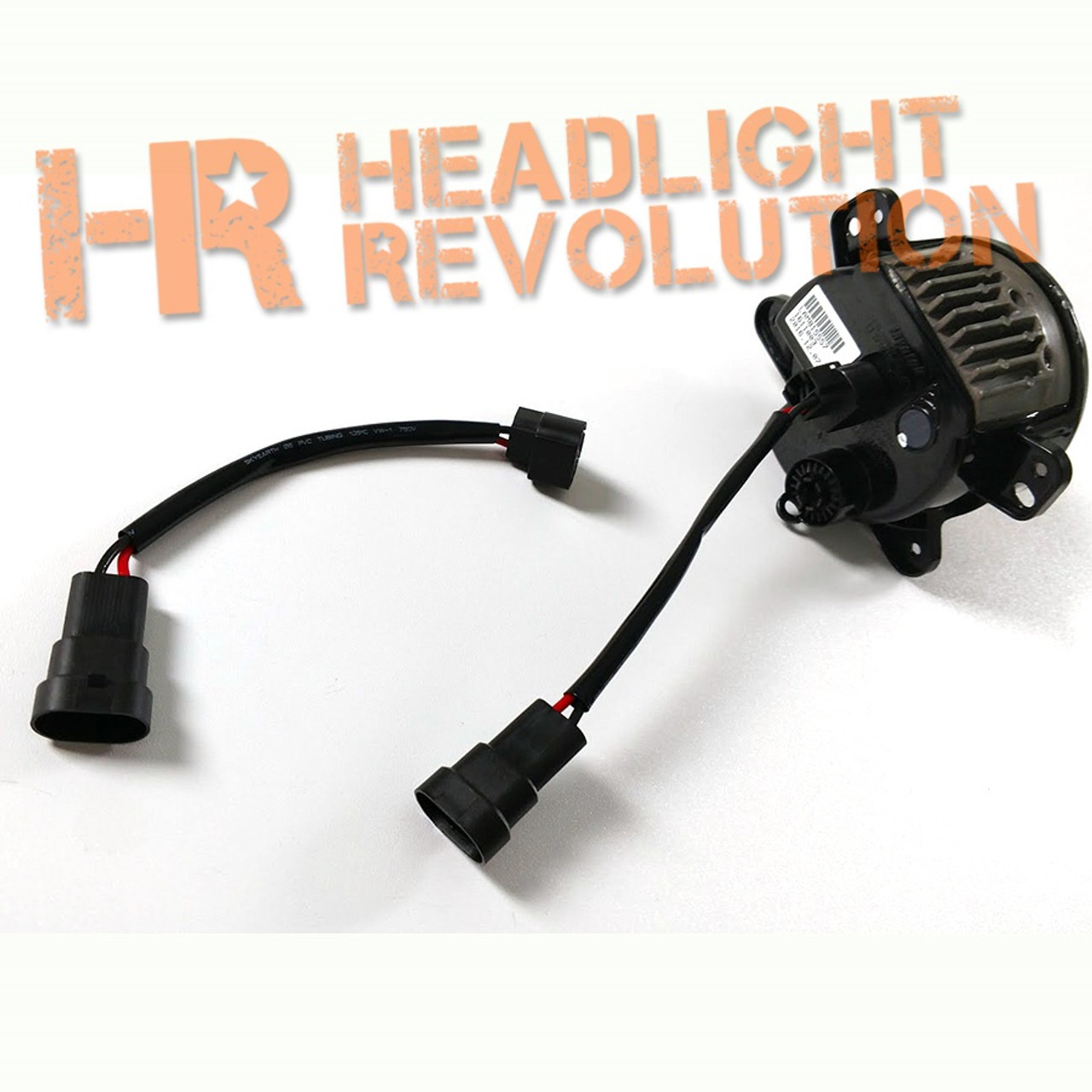 hight resolution of  headlight revolution 9005 male to 2504 adapter wire harnesses on vw beetle headlight