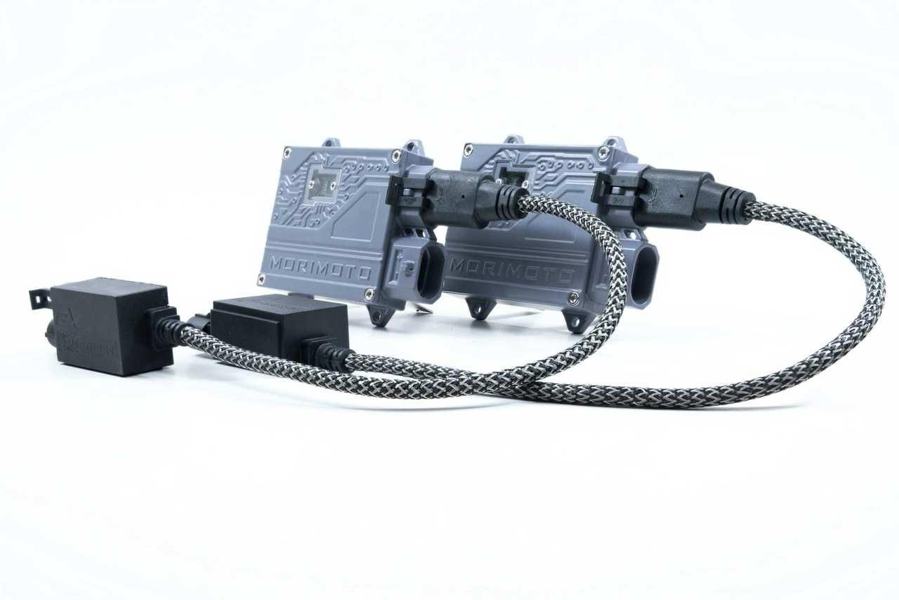 hight resolution of morimoto xb55 2 0 50 watt hid ballasts