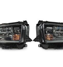 2014 2018 toyota tundra oem bi led headlight housing pair peterbilt headlight wiring diagram h4 headlight wiring diagram toyotum tum a [ 1280 x 854 Pixel ]