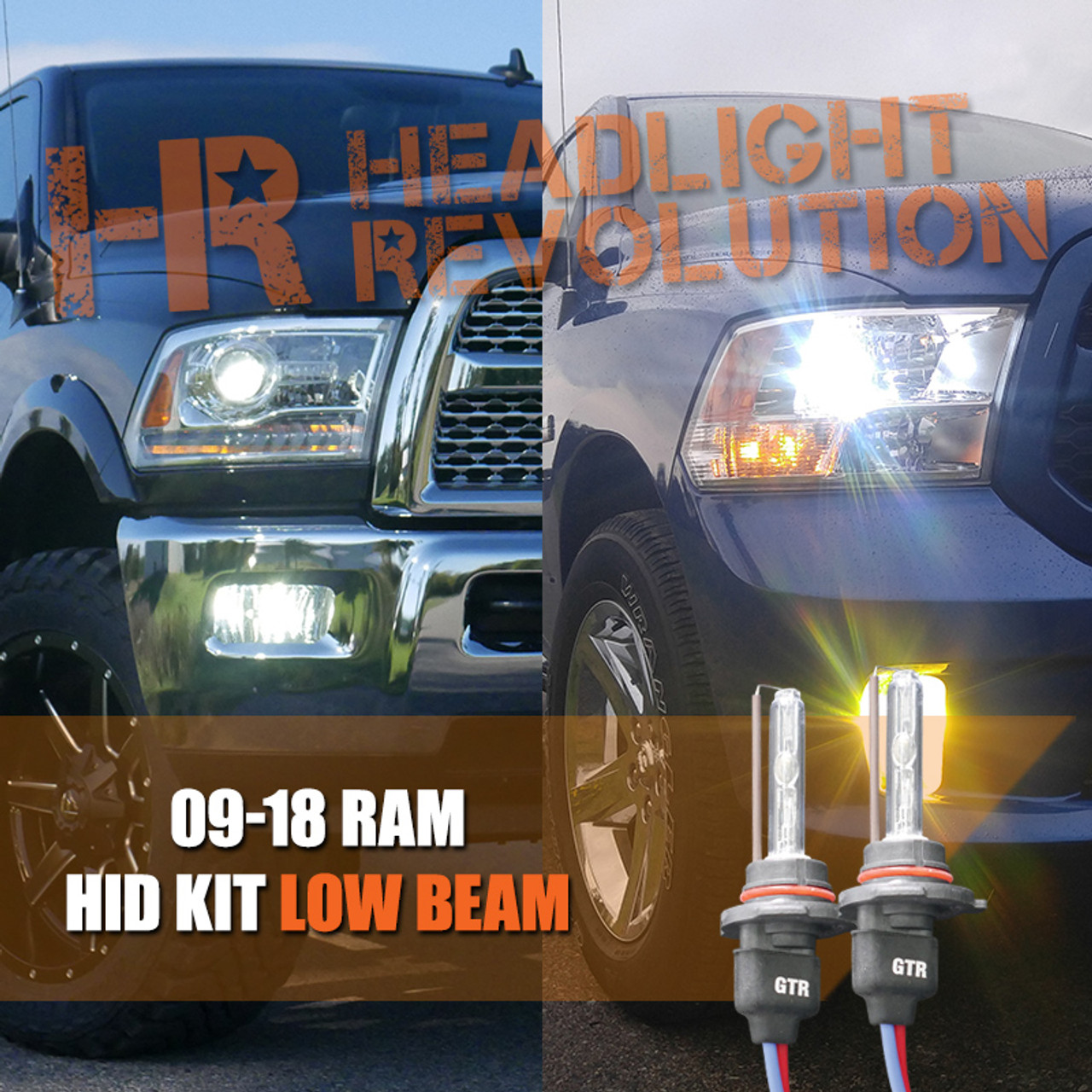 medium resolution of dodge ram hid headlights