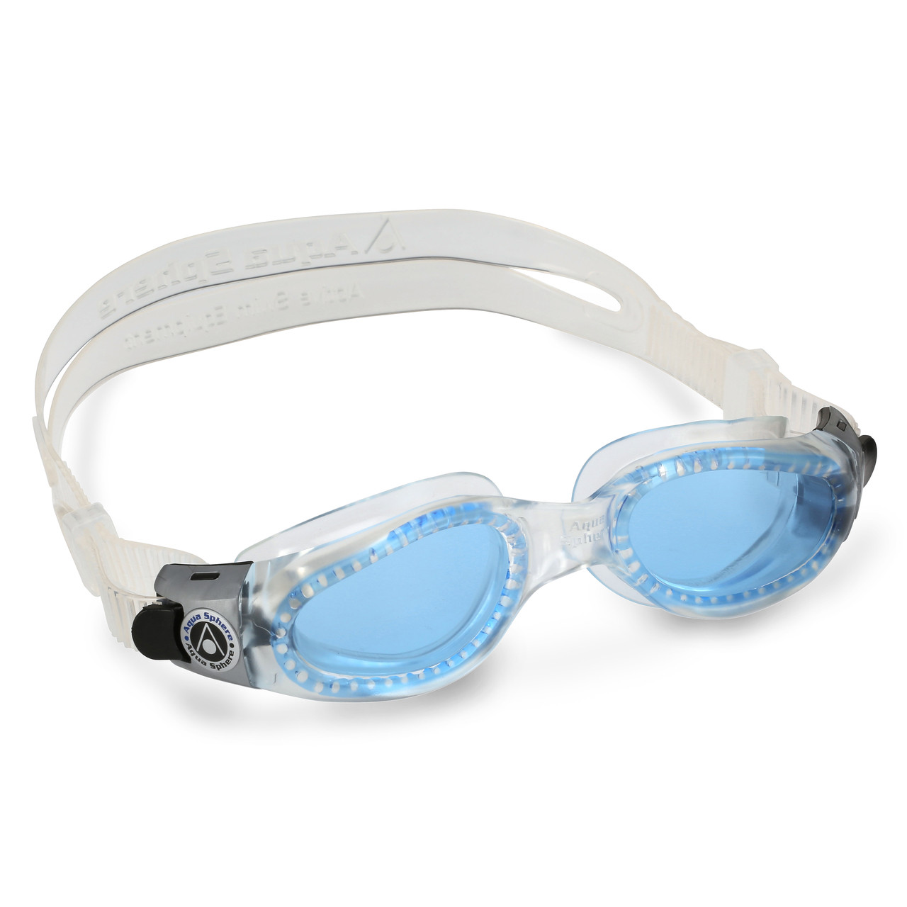 offer discounts watch how to buy Buy Aqua Sphere Kaiman Swim Goggles With Blue Lenses For ...