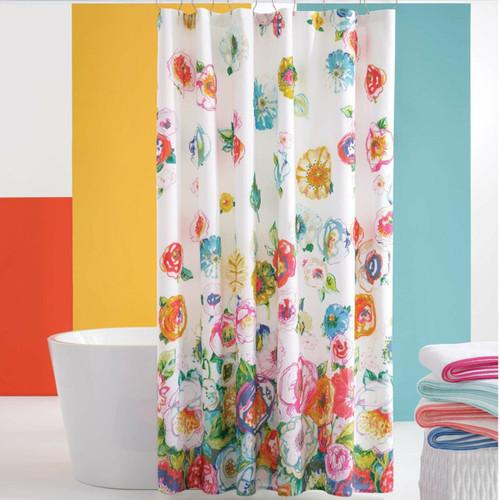 hotel nylon shower curtain liner