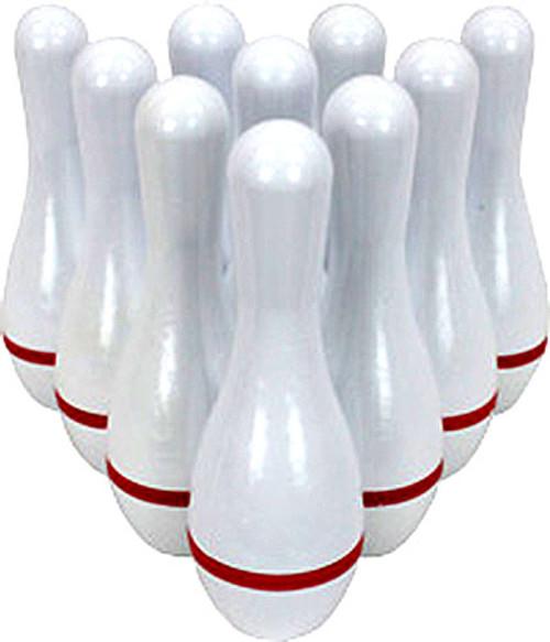 shuffleboard bowling pins set