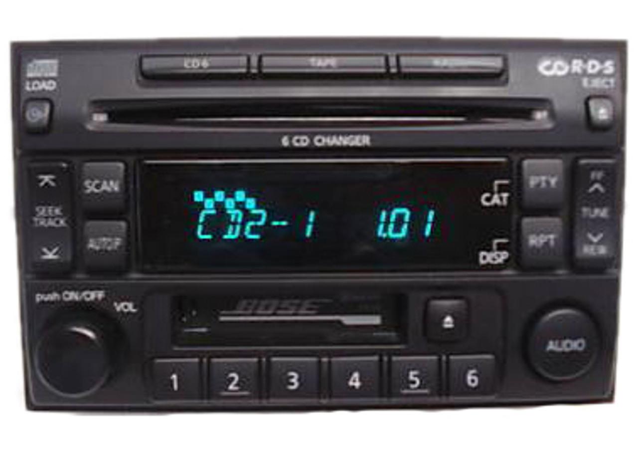 medium resolution of 1998 nissan maxima cd player