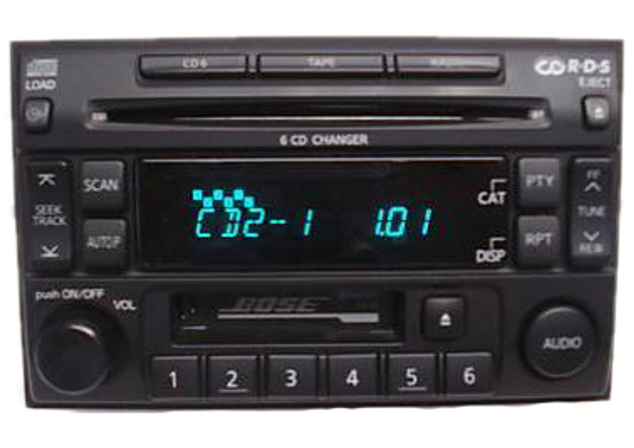 small resolution of 1998 nissan maxima cd player