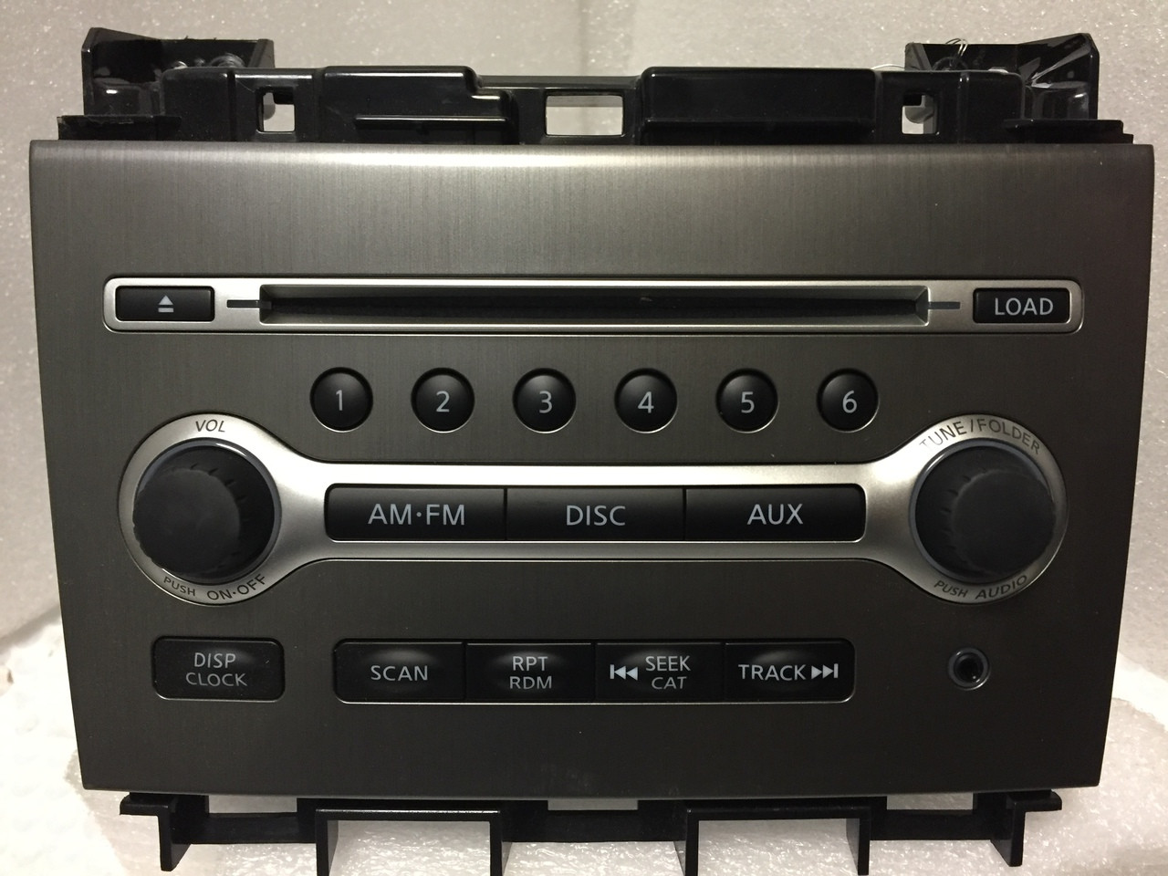 hight resolution of new 12 14 nissan maxima radio 6 disc changer cd mp3 player 12 13 14 cd4car