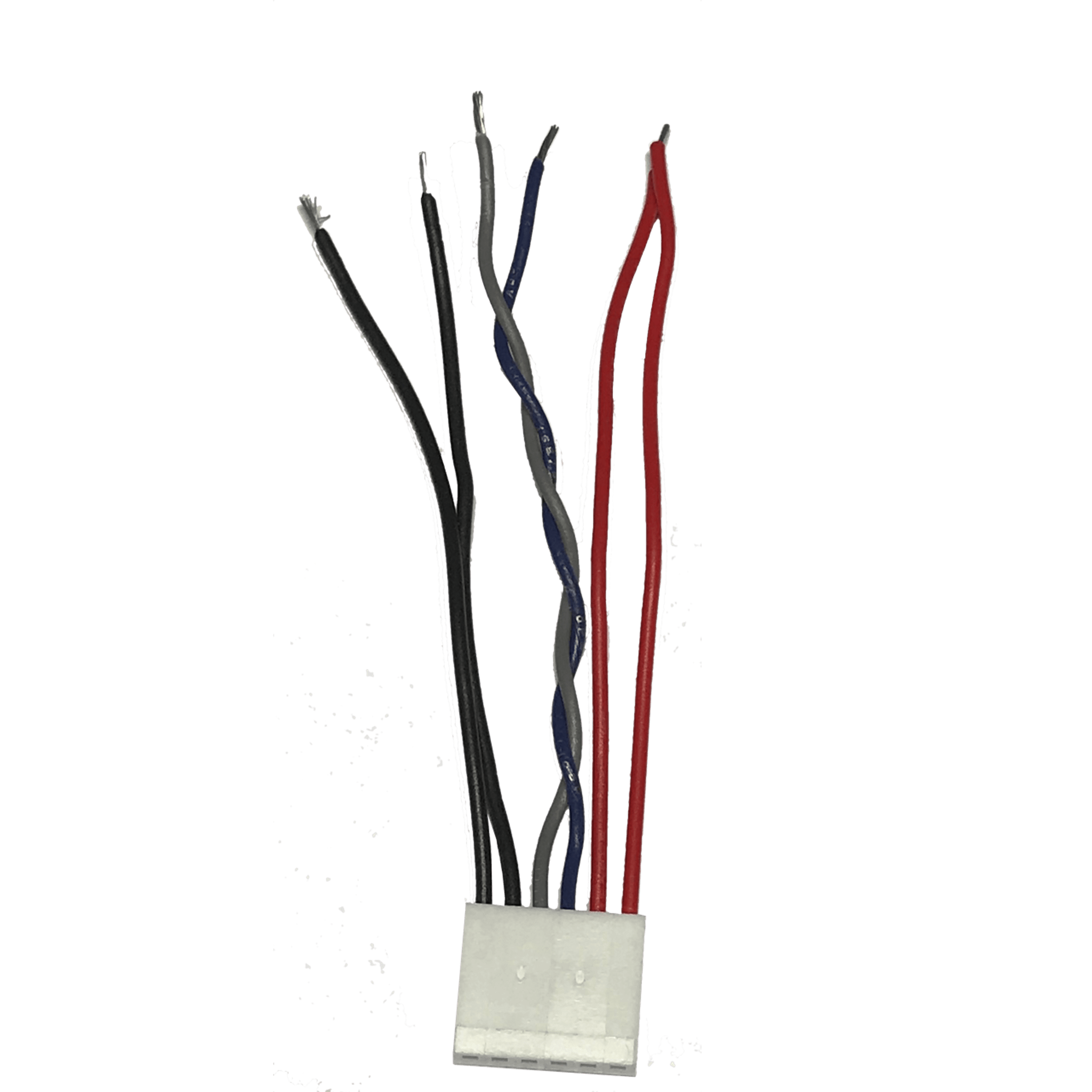 hight resolution of power and signal wiring harness for 4 and 7 forerunner