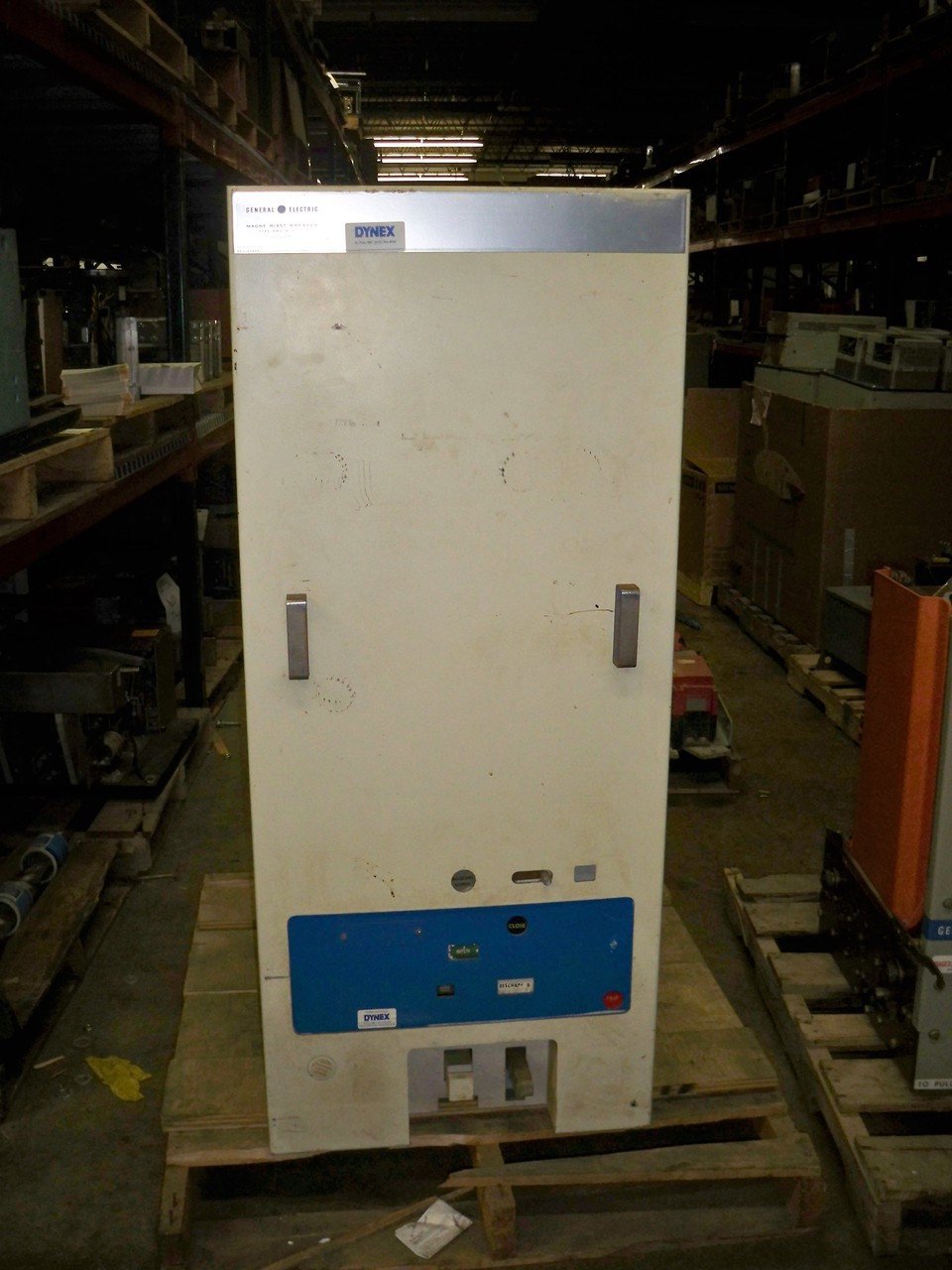 medium resolution of amh 4 76 250 od ge magne blast 1200a 5kv air circuit breaker ge magnablast circuit breaker wiring diagram