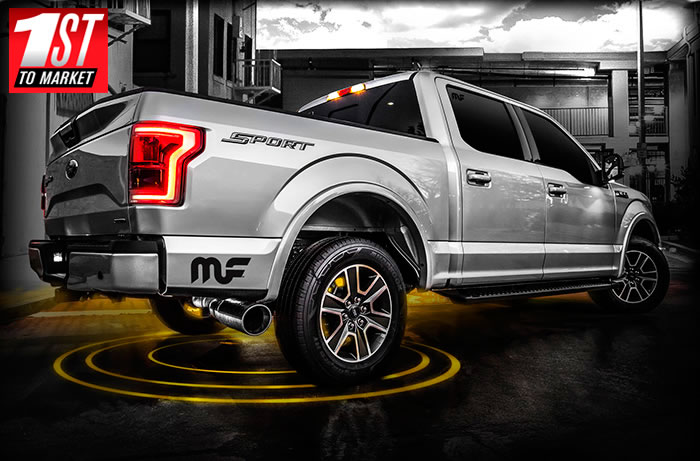 2020 ford f 150 performance exhaust systems
