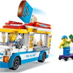 Lego City Ice Cream Truck 60253 At Toymate Construction