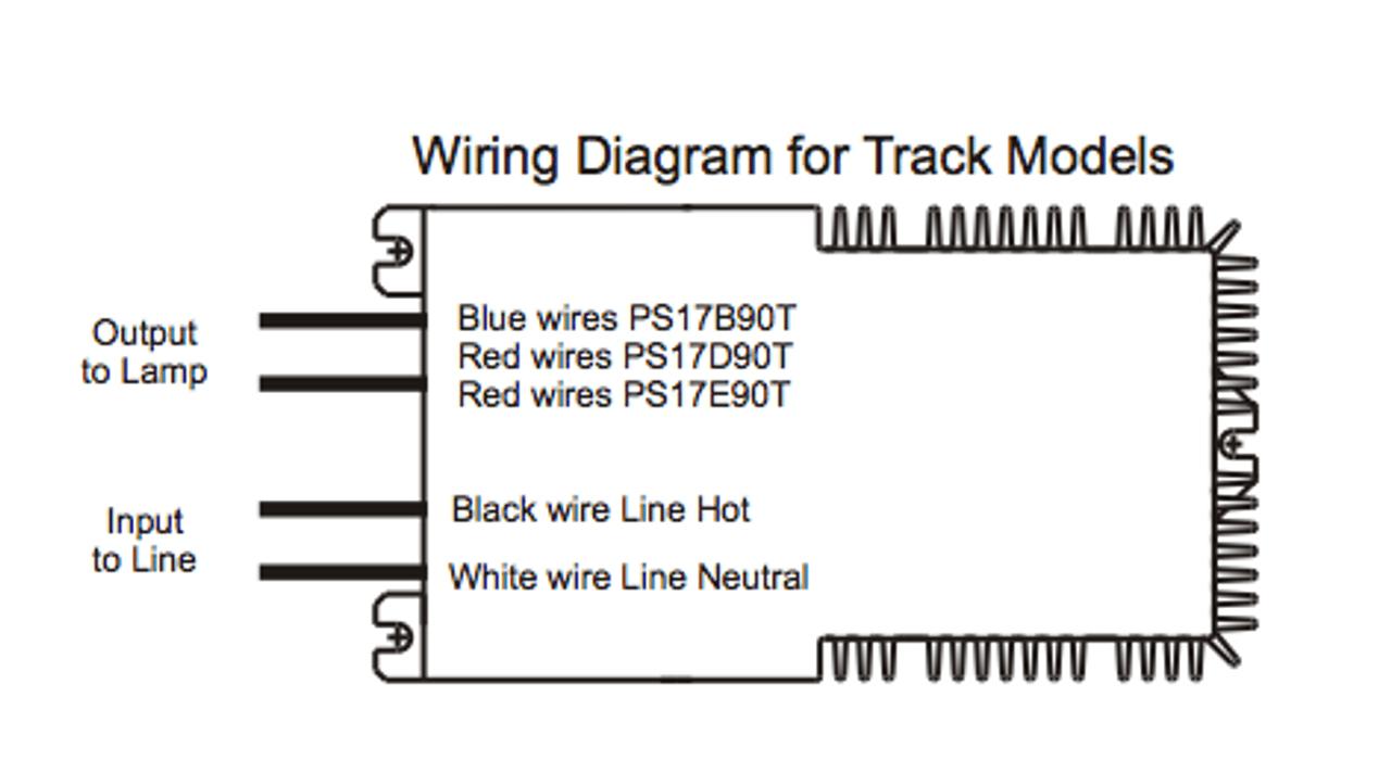 powerselect ps17b90t 175 watt electronic metal halide ballast powerselect ps17b90t wiring diagram  [ 1280 x 700 Pixel ]