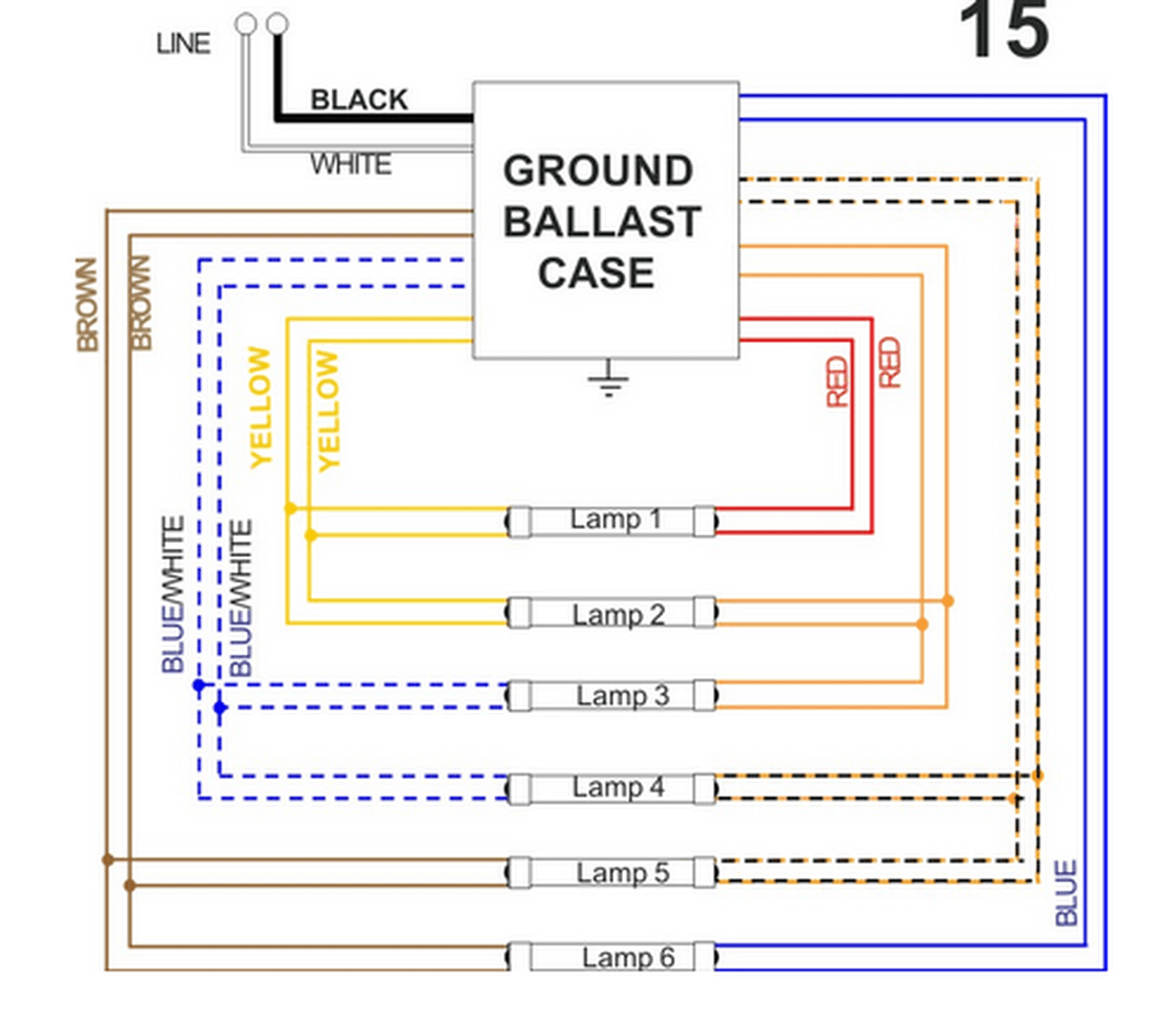 hight resolution of  allanson 696 at277v magnetic sign ballast on universal ballast wiring diagrams t5 ballast wiring
