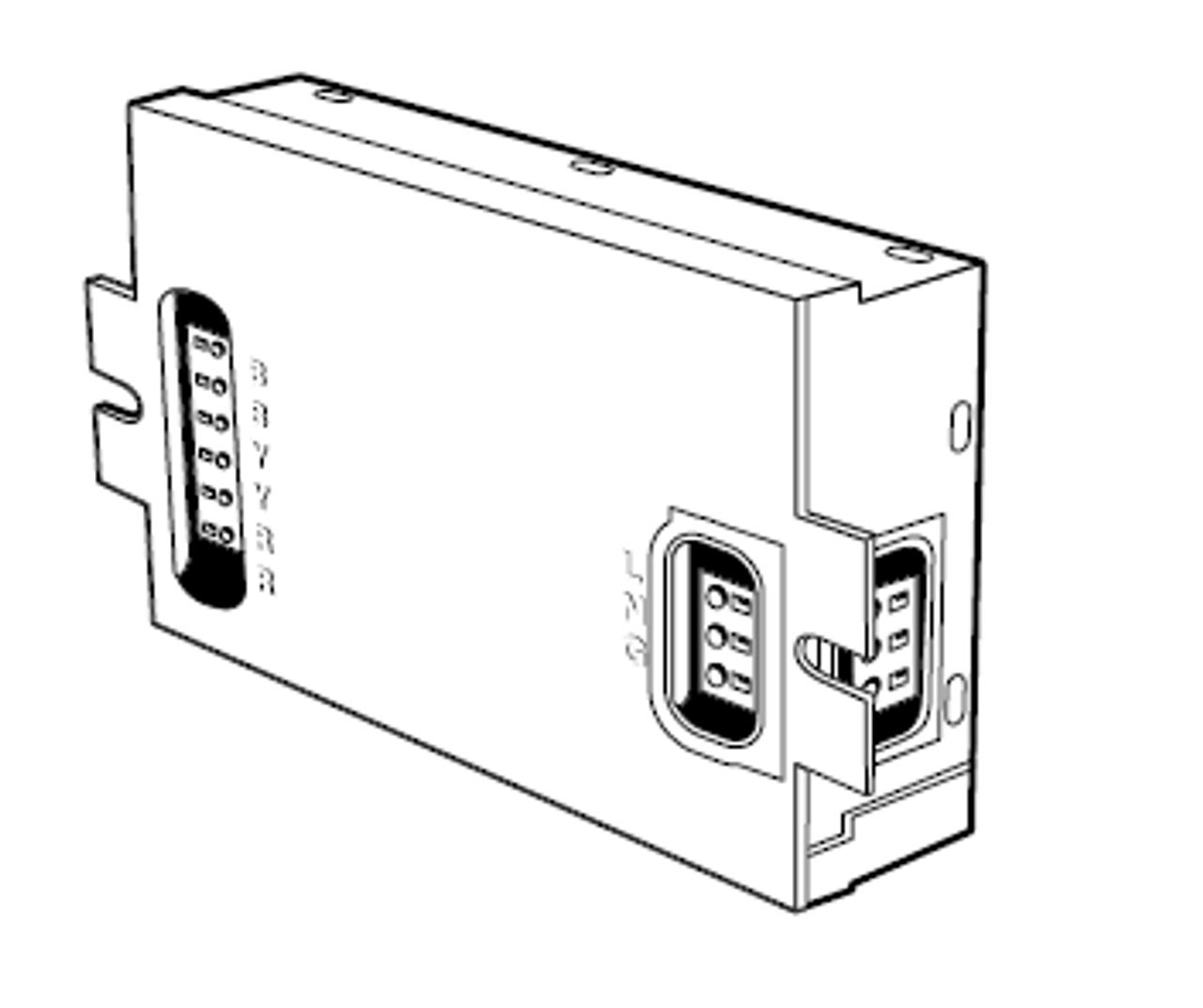 small resolution of ct218unvme triad triad c213unvme bottom and side exit ct213unvme two lamp wiring