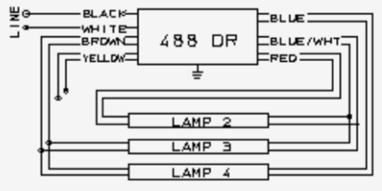 hight resolution of france 488 dr magnetic sign ballast france ballast wiring diagram