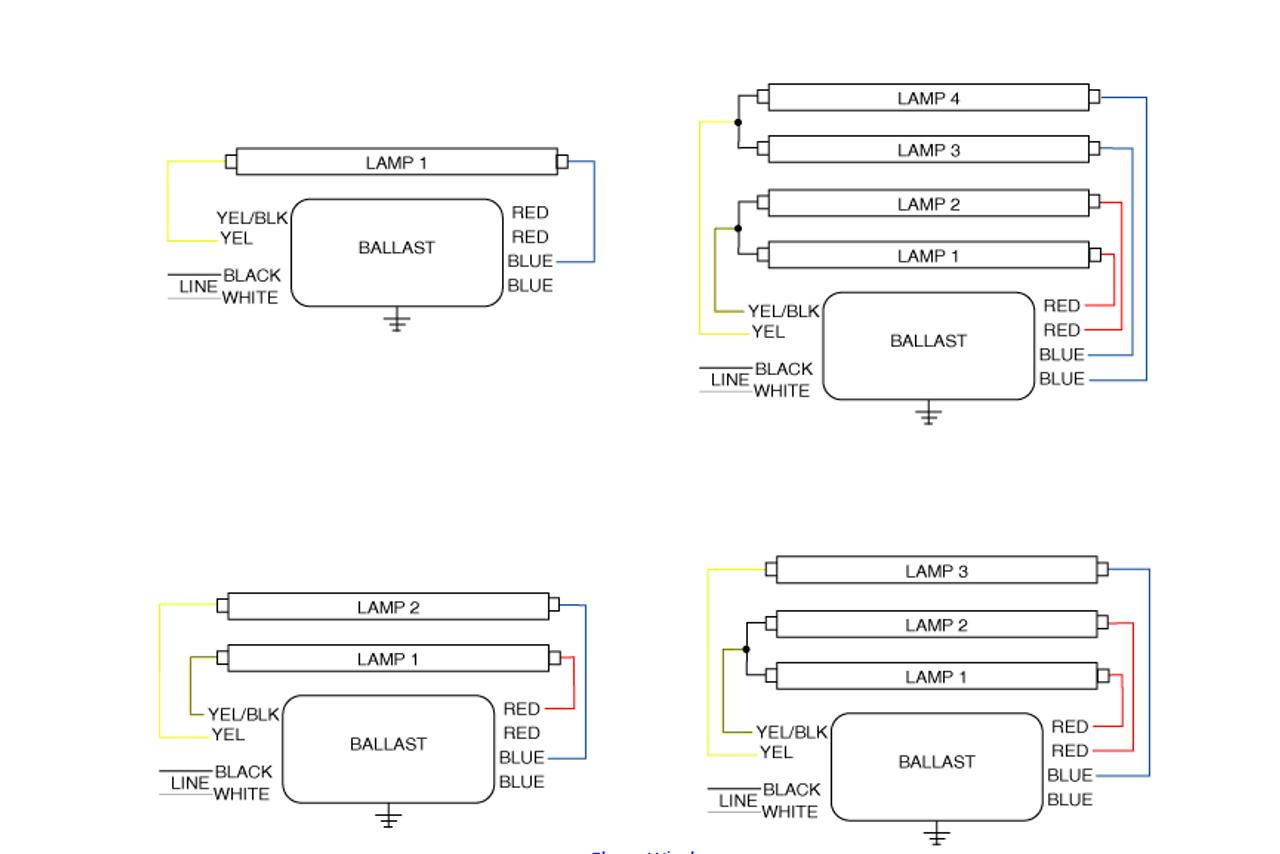 medium resolution of 4 5 6 lamp ballast wiring diagram wiring diagram m6 4 5 6 lamp ballast wiring diagram