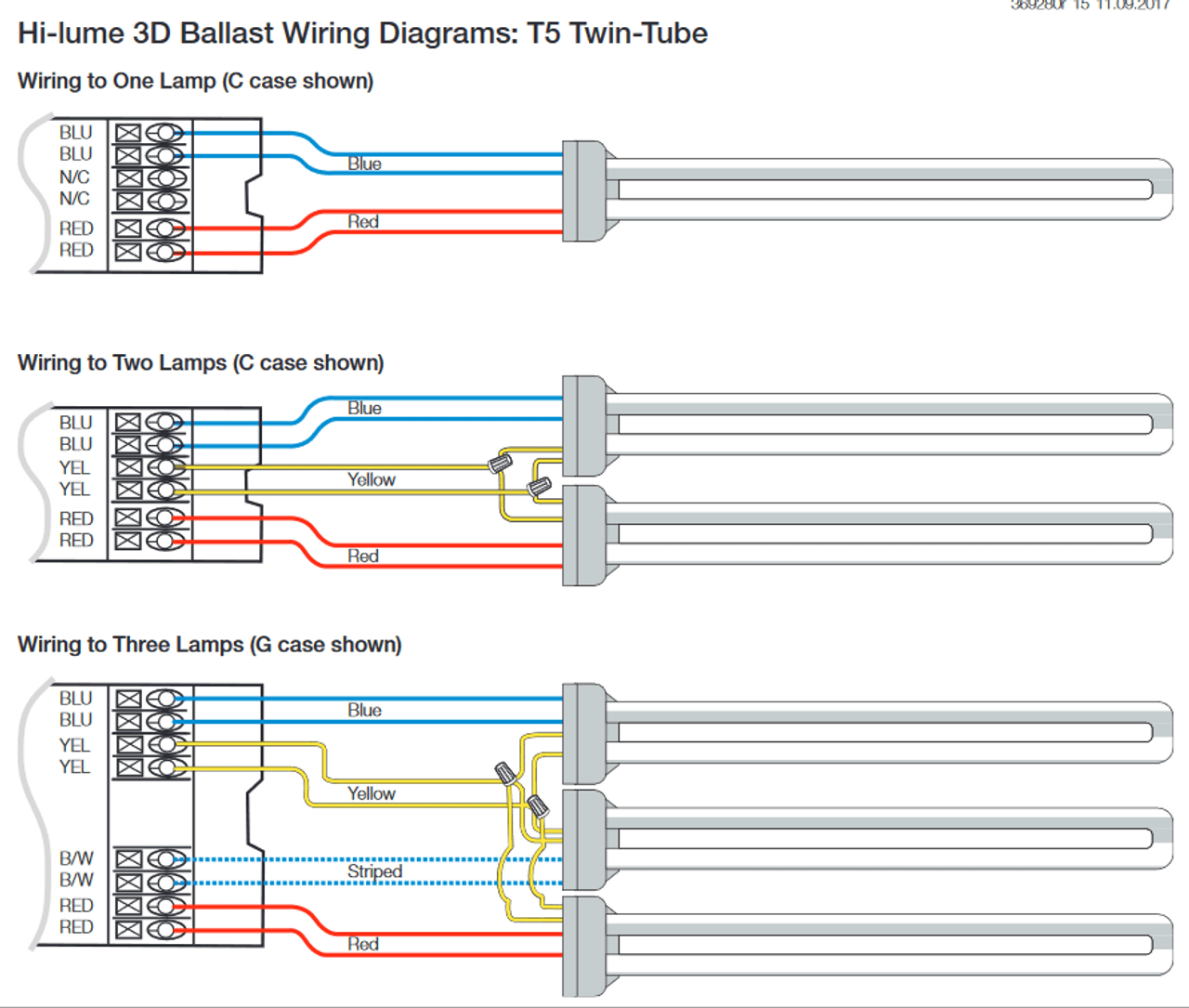 small resolution of  lutron hi lume 3d dimming ballast twin tube wiring