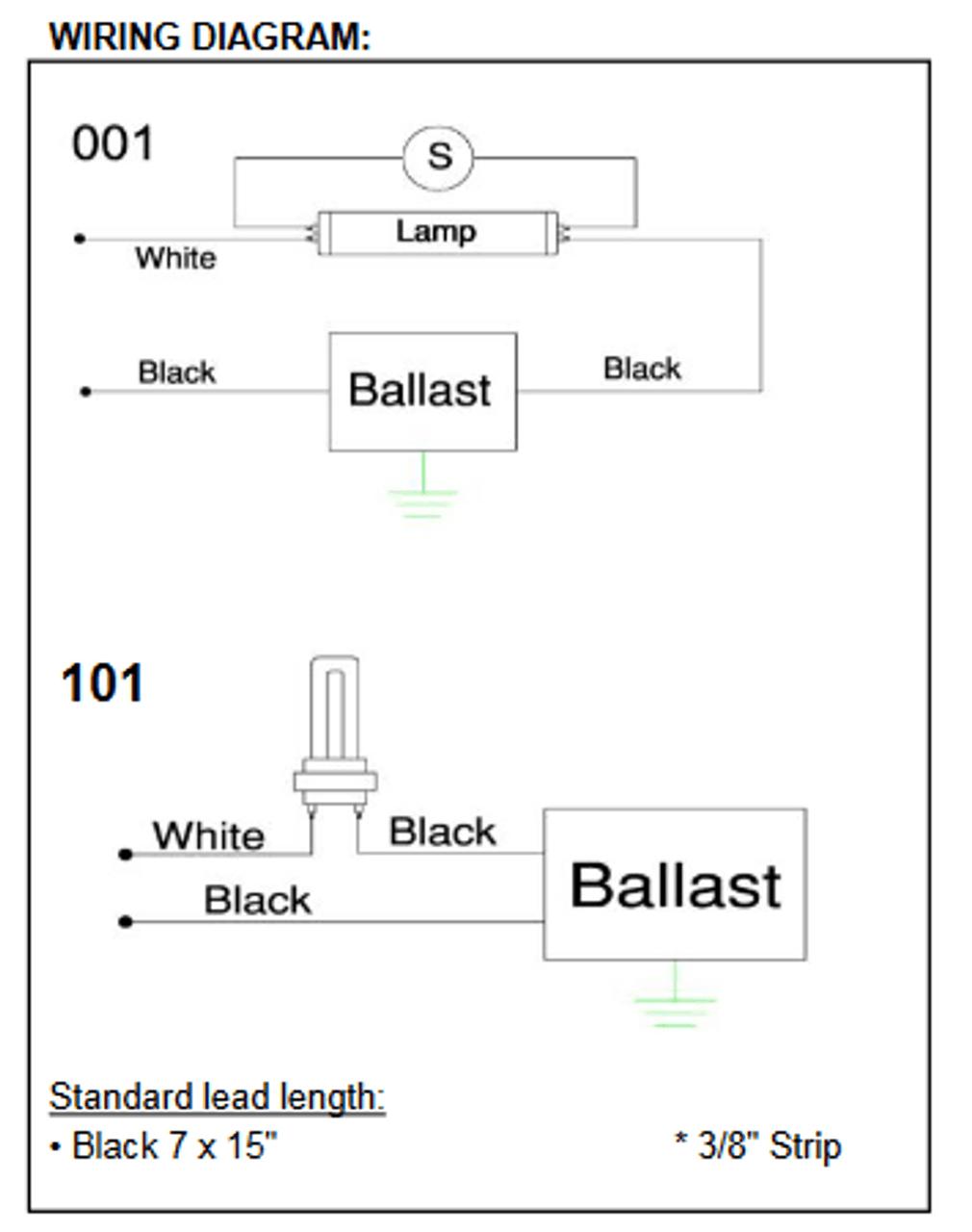 sp2pw sp2p robertson fluorescent replacement ballasts fs2 fluorescent wiring diagram [ 1010 x 1280 Pixel ]