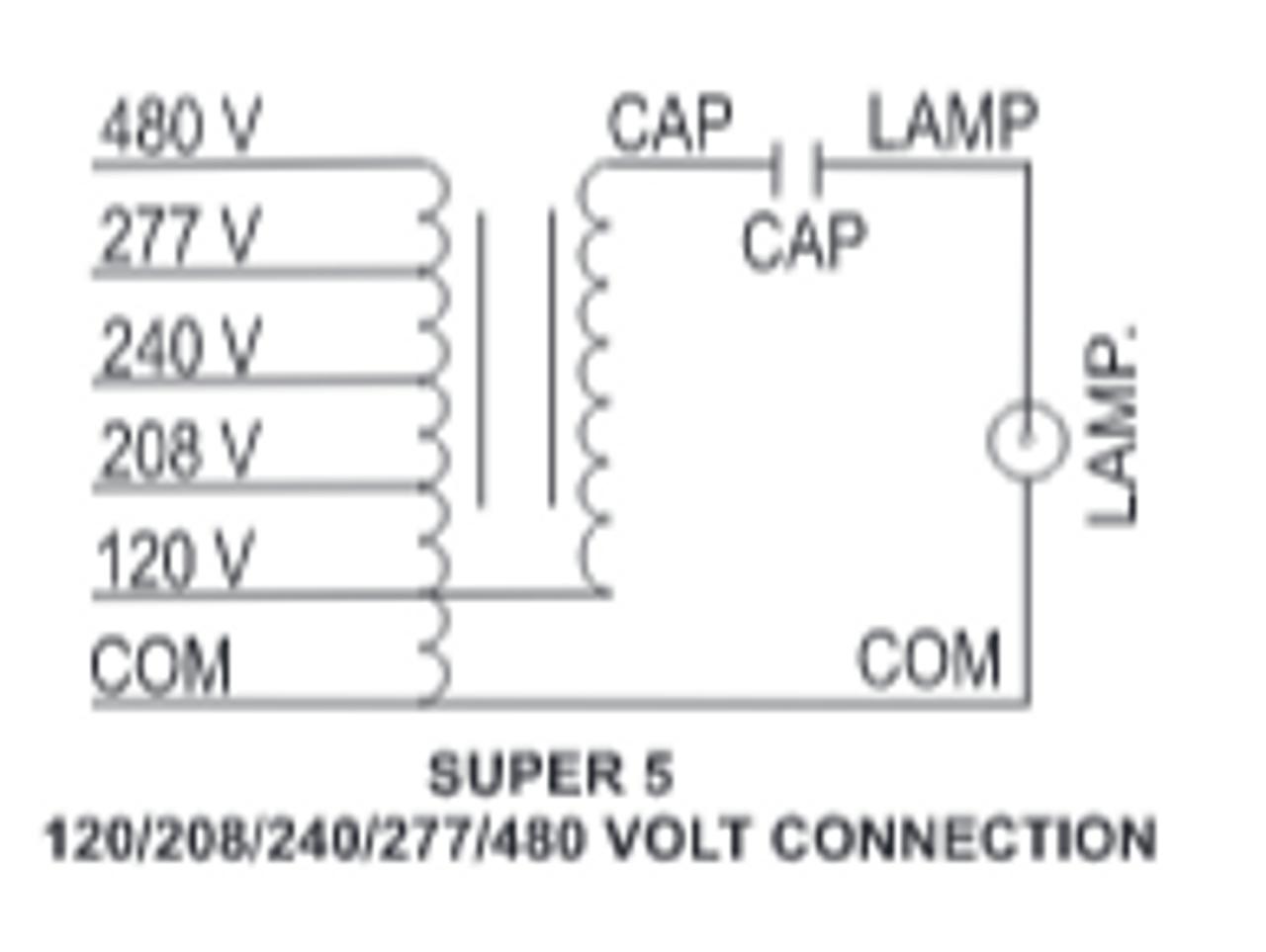 hight resolution of  m175 super5 kit sylvania 47243 wiring