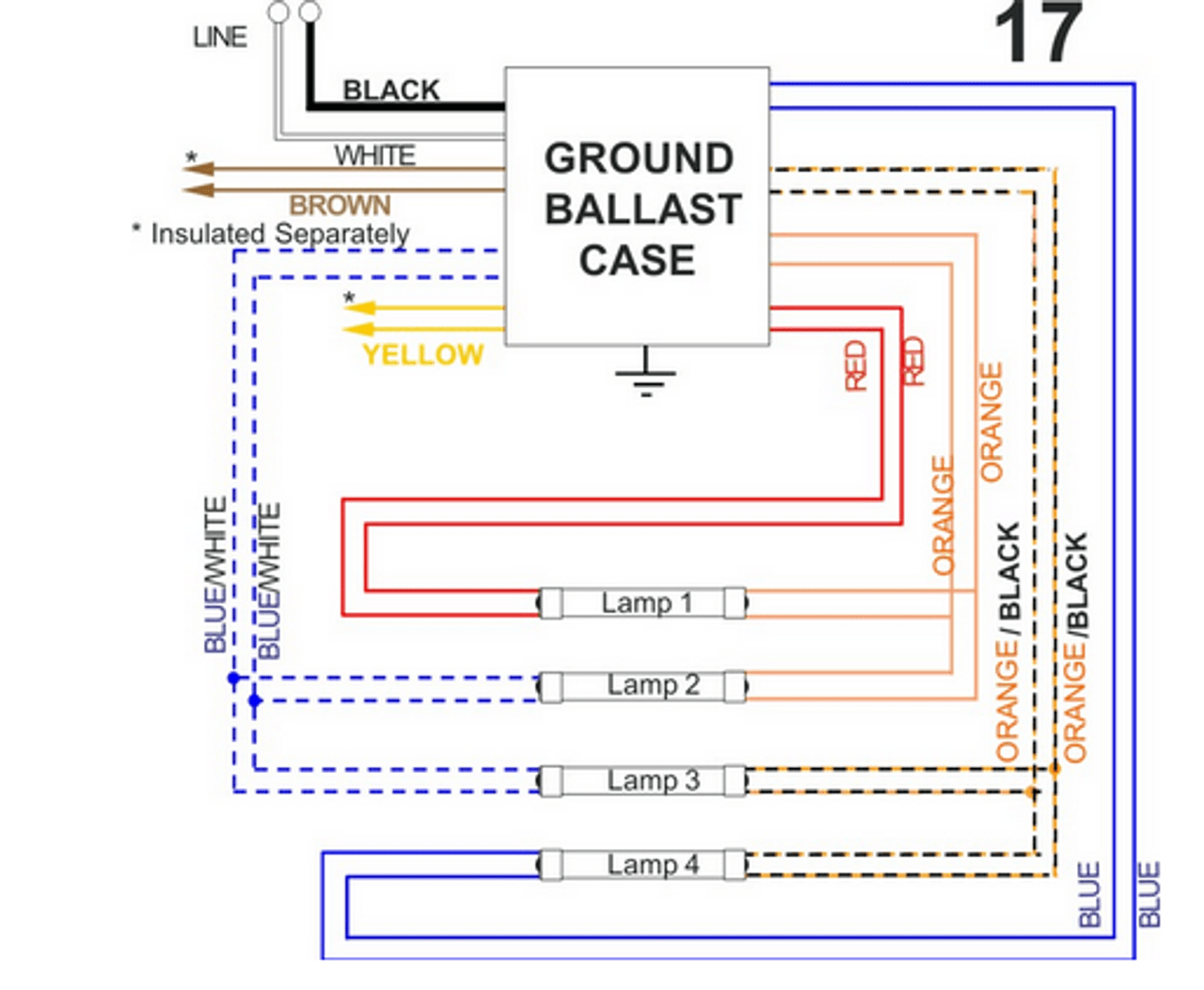 hight resolution of allanson 648 at magnetic sign ballast 8 to 24 feet total length allanson ballast wiring diagram allanson ballast wiring diagram