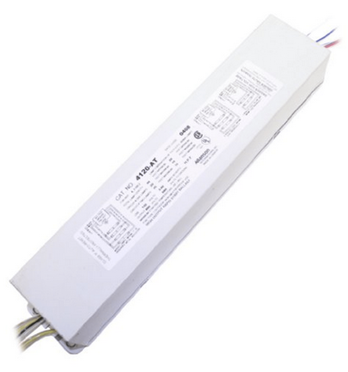 medium resolution of 4 lamp t12 ballast 448at