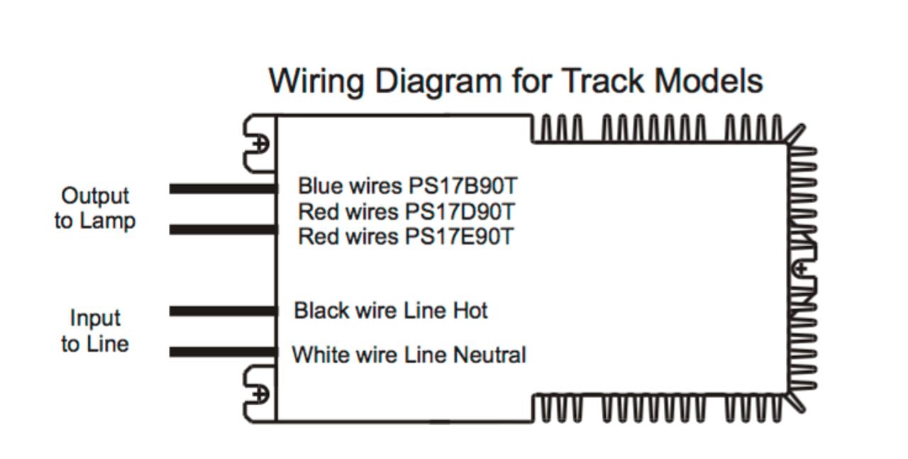 powerselect ps17e90t 175w electronic metal halide ballast wiring  [ 1280 x 647 Pixel ]