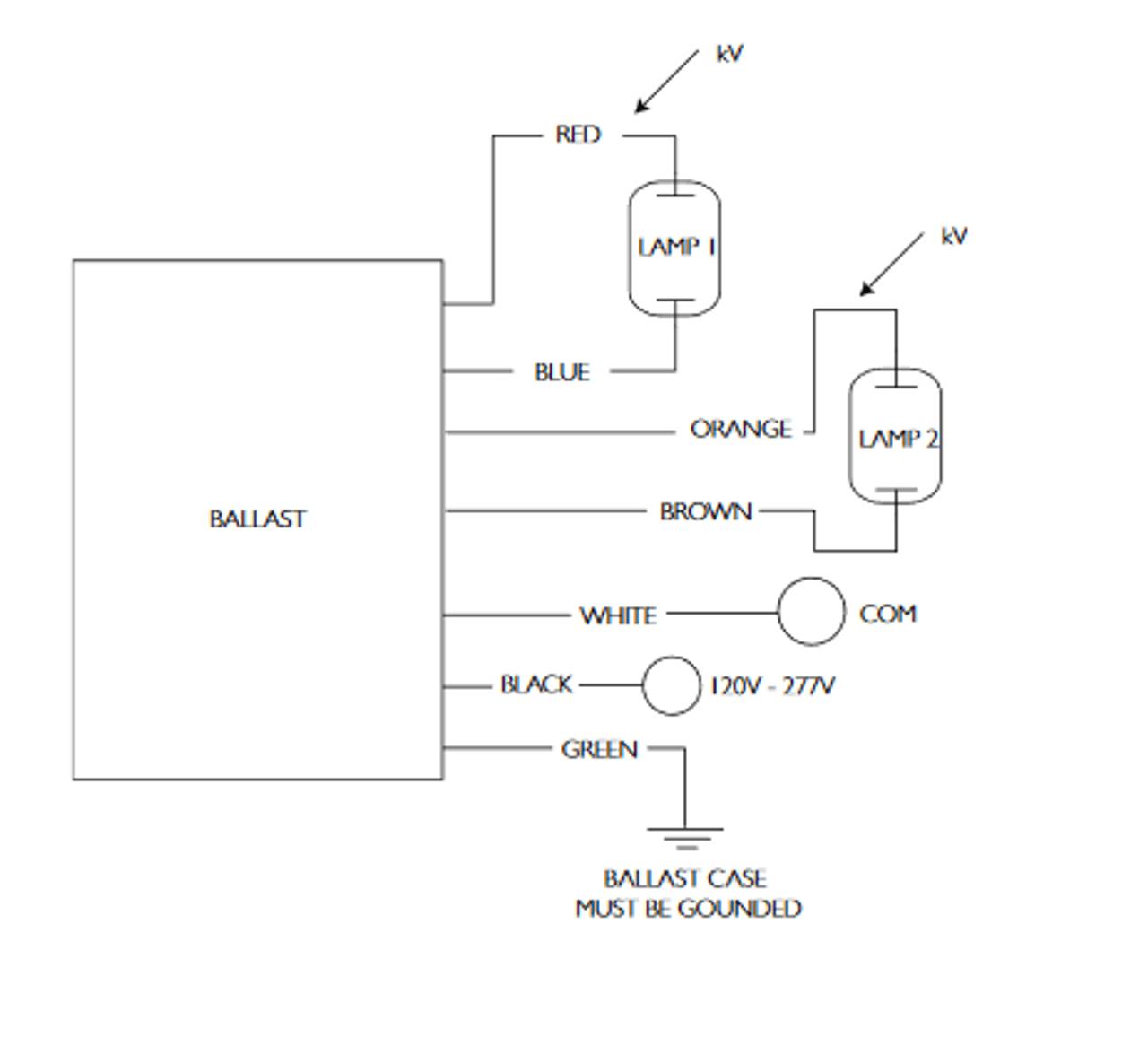 hight resolution of  240v ballast wiring diagram wiring diagram technic on hps ballast wiring diagram bodine emergency advance metal halide
