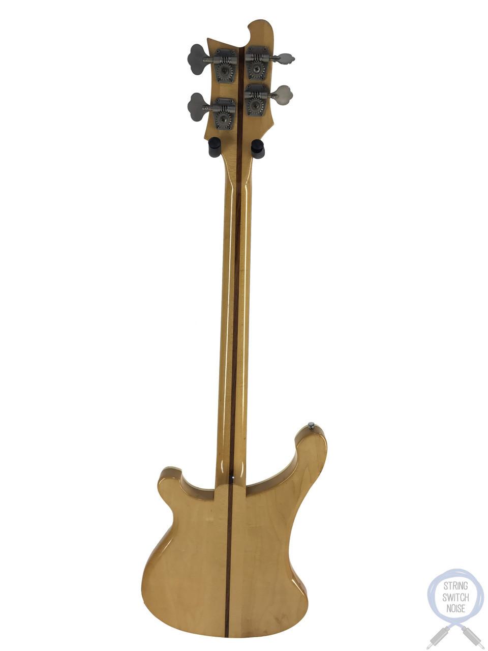 hight resolution of rickenbacker 4001 bass usa 1978 vintage mapleglo original hard case