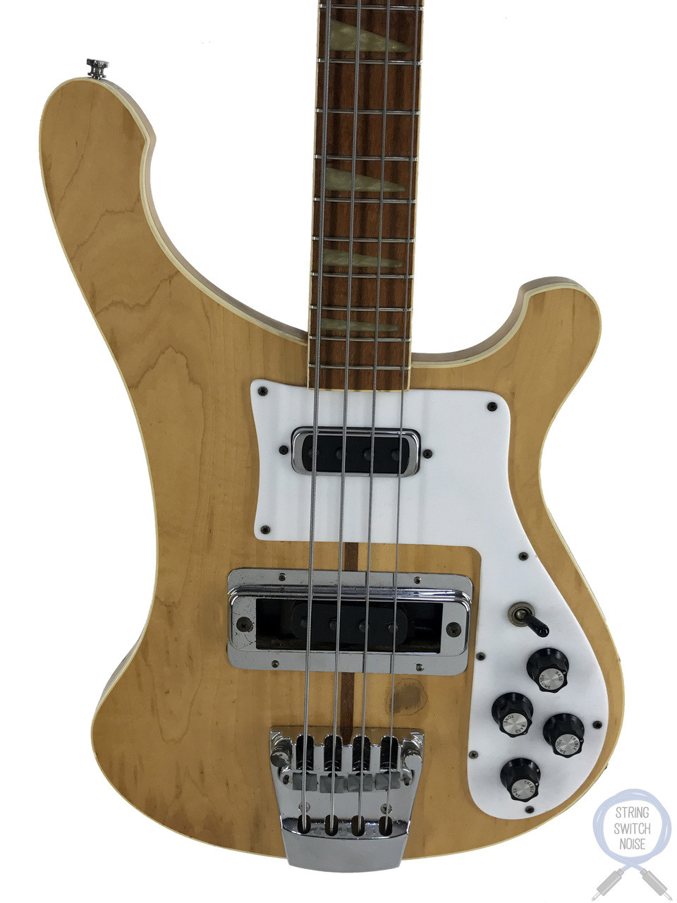 medium resolution of rickenbacker 4001 bass usa 1978 vintage mapleglo original hard case
