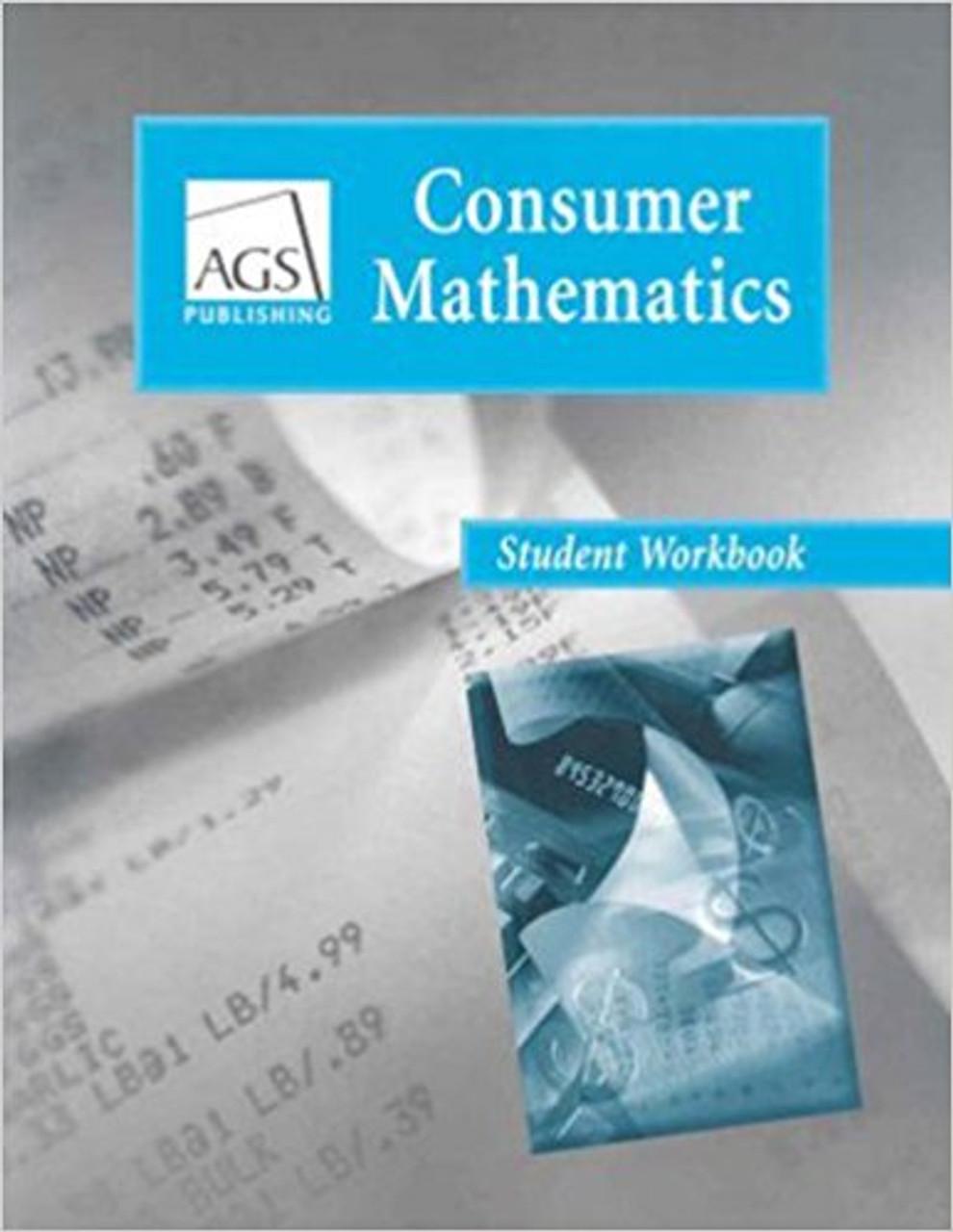 AGS Consumer Math Student Workbook Answer Key - Classroom Resource Center [ 1280 x 990 Pixel ]