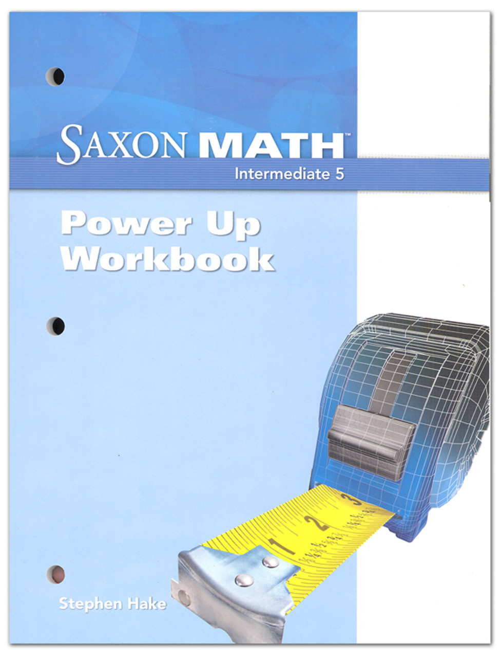 small resolution of Saxon Math Grade 5 Intermediate Power Up Workbook - Classroom Resource  Center