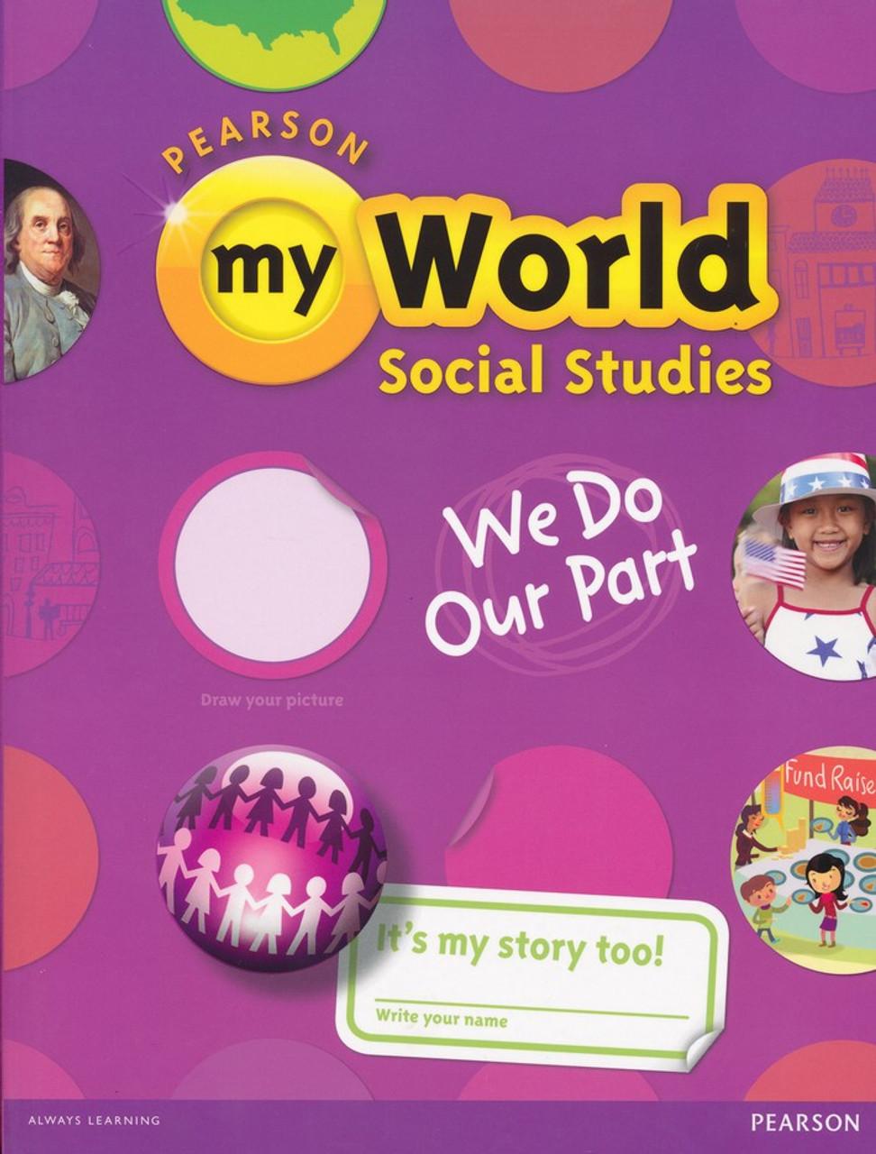 hight resolution of My World Social Studies Grade 2 Bundle - Classroom Resource Center
