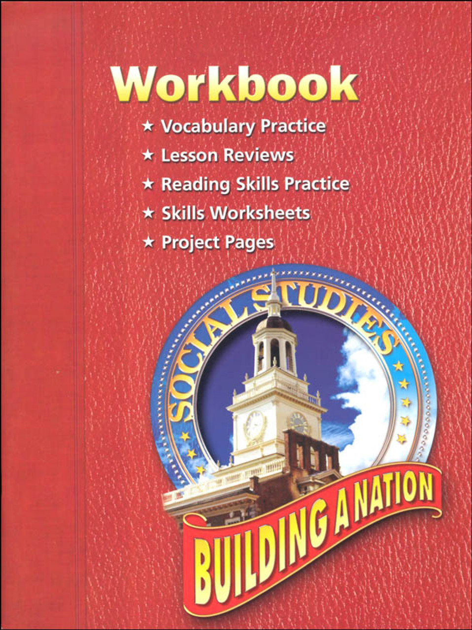 Scott Foresman Social Studies Grade 6 Student Workbook - Building A Nation  - Classroom Resource Center [ 1280 x 958 Pixel ]