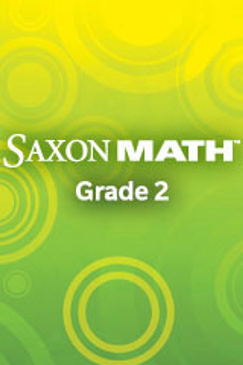 medium resolution of Saxon Math Grade 2 - 32 Student Refill Kit - Classroom Resource Center