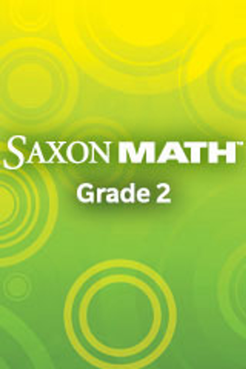 hight resolution of Saxon Math Grade 2 - 32 Student Refill Kit - Classroom Resource Center