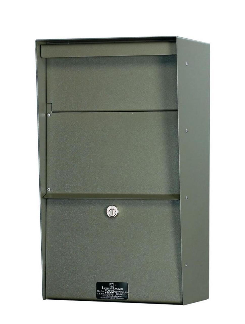 large locking wall mounted